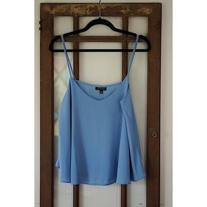 ✨NWT✨ TopShop Periwinkle Tank - Size US 10